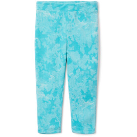 Columbia Glacial Printed Leggings Girls, geyser camo